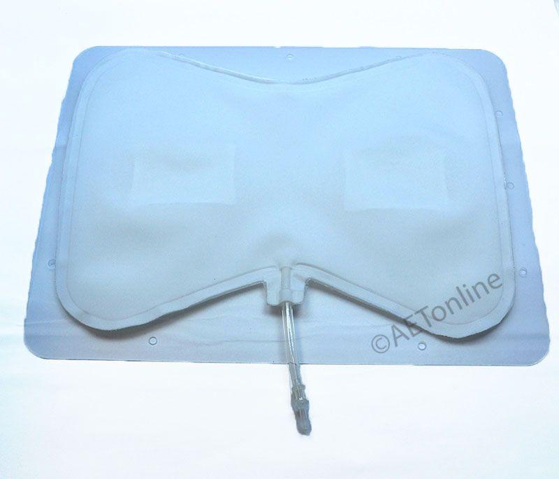 Car Seat Adjustable Air Bladder Inflatable Back Lumbar